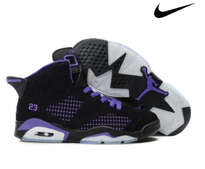 chaussure nike jordan violet