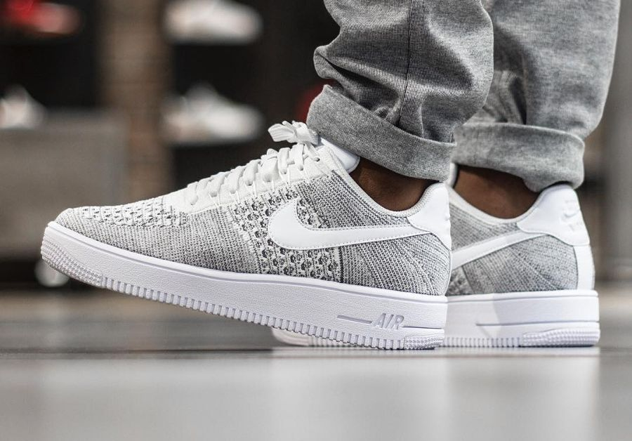 air force 1 low homme blanche