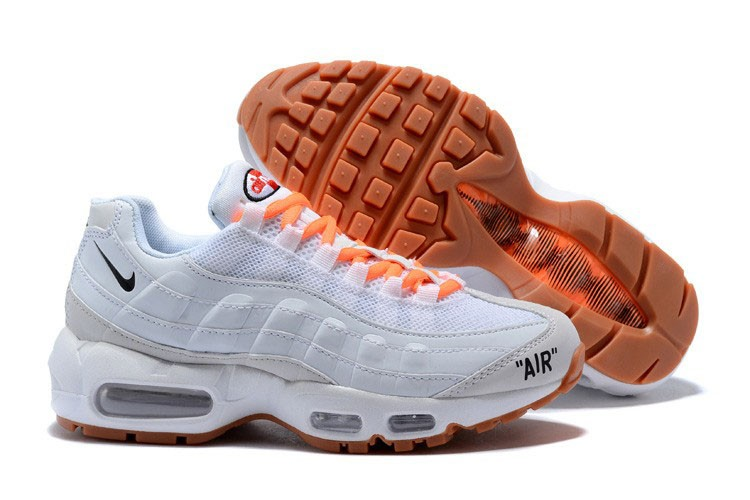 air max 95 orange femme